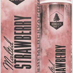 Hemlock Malted Strawberry Flavor Shot