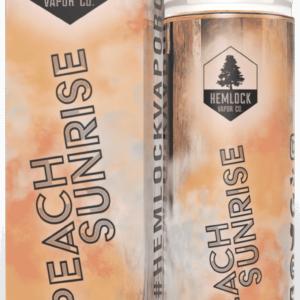 Hemlock Peach Sunrise Flavor Shot