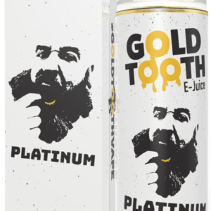 Gold Tooth Platinum Flavor Shot