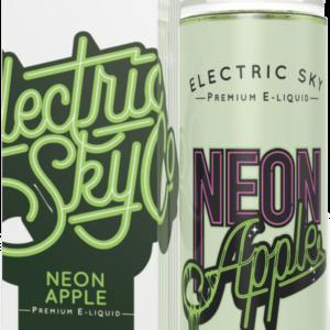 Electric Sky Co. Neon Apple Flavor Shot