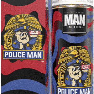 One Hit Wonder Police Man Flavor Shot