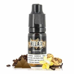 RELAX 10ML BY ELIQUID FRANCE