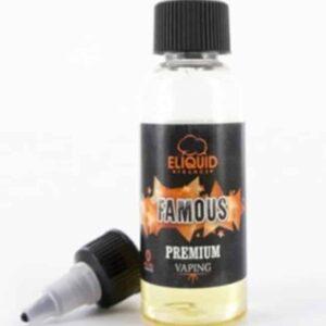 E-LIQUID FRANCE FAMOUS Flavor Concentrate
