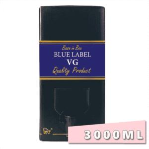 "3000ML Pink Mule Blue Label ""Base In Box"" (100% VG)"
