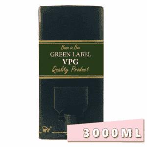 "3000ML Pink Mule Green Label ""Base In Box"" (50%VG-50%PG)"