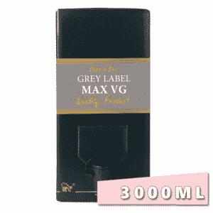 """3000ML Pink Mule Grey Label """"Base In Box"""" (80%VG-20%PG)"""