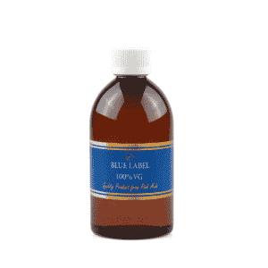500ML Pink Mule Blue Label (100% VG)