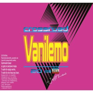 CrossRoad Vanilemo Flavour Shot