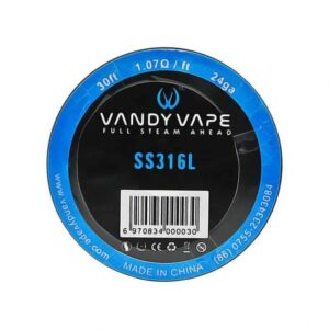 Συρμα Vandy Vape SS316L