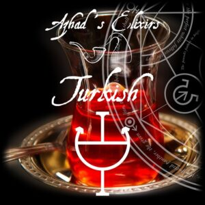 AZHAD'S ELIXIRS -PURE TURKISH 10ML AROMA CONCENTRATE