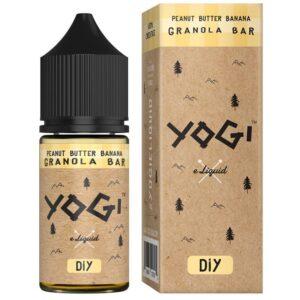 Peanut Butter & Banana Granola Bar – Άρωμα 30ml by Yogi