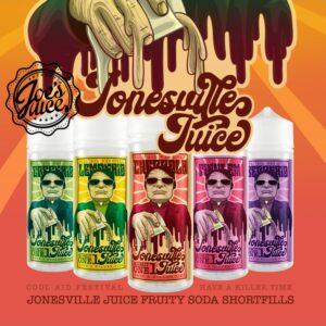 Jonesvilles Juice Flavour Shot Pinklem 120ml