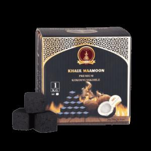 Khalil Mamoon 26er 1kg Καρβουνάκια για ναργιλέ